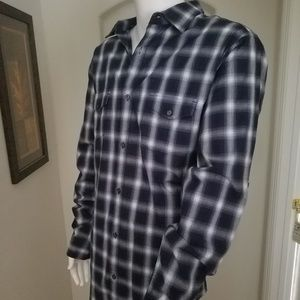 J.Ferrar Long Sleeve Button Up Shirt XL